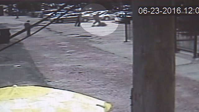 Beating Robbery Of 2 Men In Downtown Parking Lot Caught