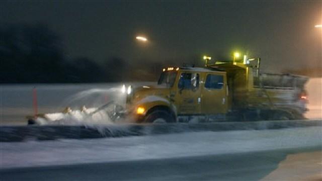 Idot Pretreating Modot Not Pretreating Roads As Snow
