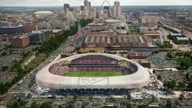 Could A Bid For Mls In St Louis Be Making A Comeback