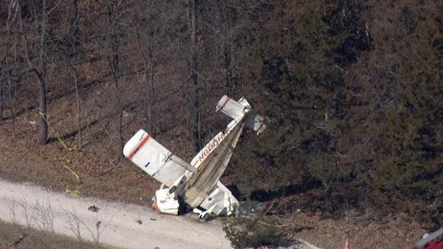 Pilot Suffers Broken Arm In Lincoln County Plane Crash