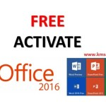 KMS activator Microsoft office 2016