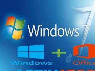 KMS activator for windows 7