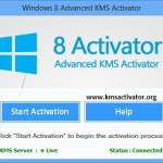KMS activator for windows 8.1