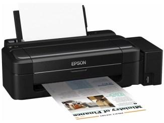 Epson L300 Resetter