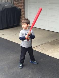My little Batter