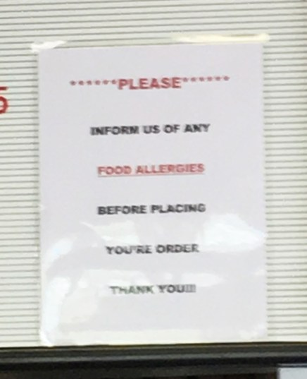 You're food allergies_small
