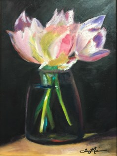 Spring in a Jar - Tracy Mistichelli
