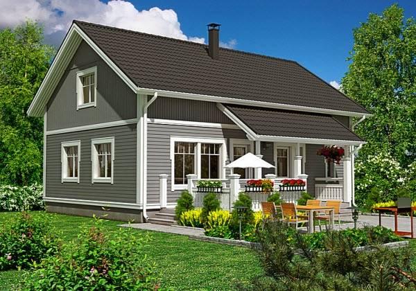 Финские дома. Дом по финской технологии