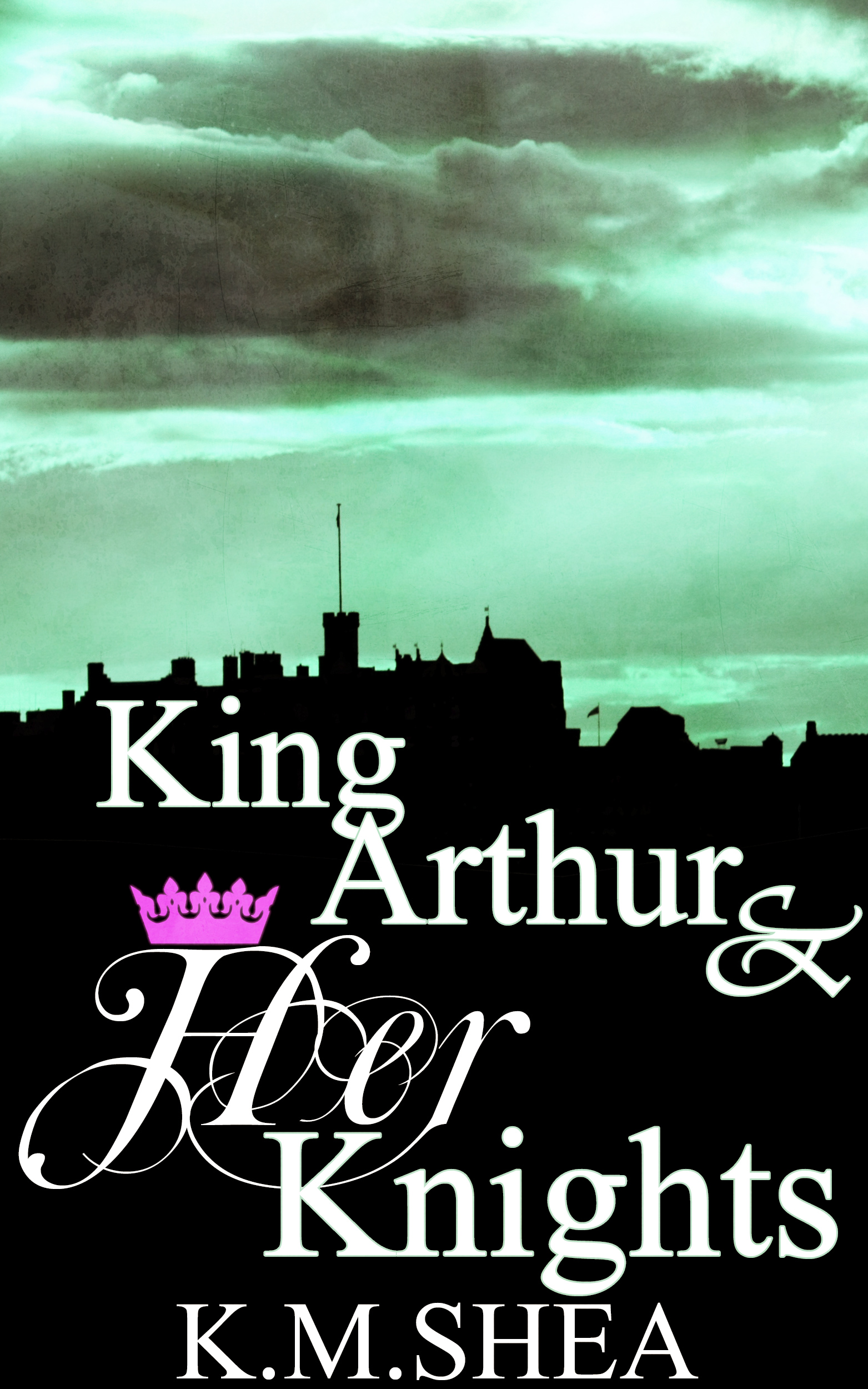 Image result for king arthur's and her knights km shea images
