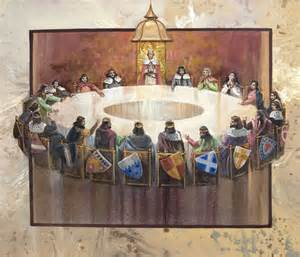 This Is Old News For Some Of You Guys, BUT I Do Have Some New Round Table  Facts To Share. The Round Table Was Actually An Orderu2013not All Of King  Arthuru0027s ...