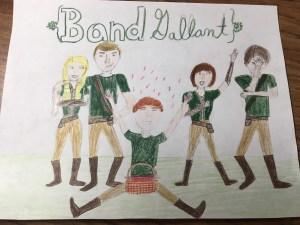 Band GAllant by 4FANTASY