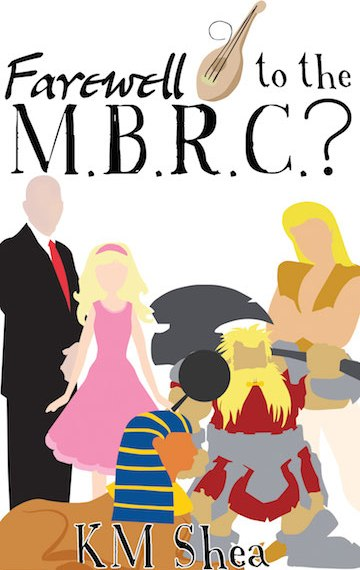 Farewell to the Magical Beings' Rehabilitation Center? (The MBRC #2)