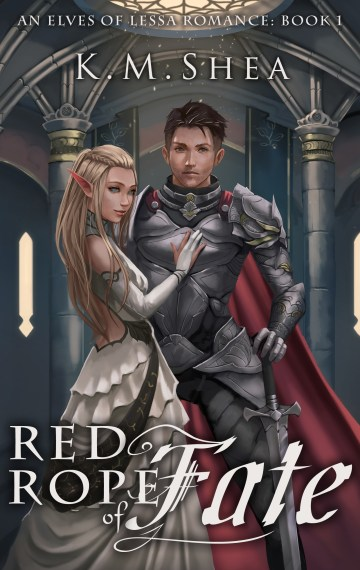 Red Rope of Fate (The Elves of Lessa #1)