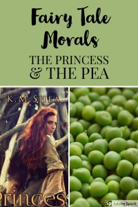 Princess and the Pea Moral