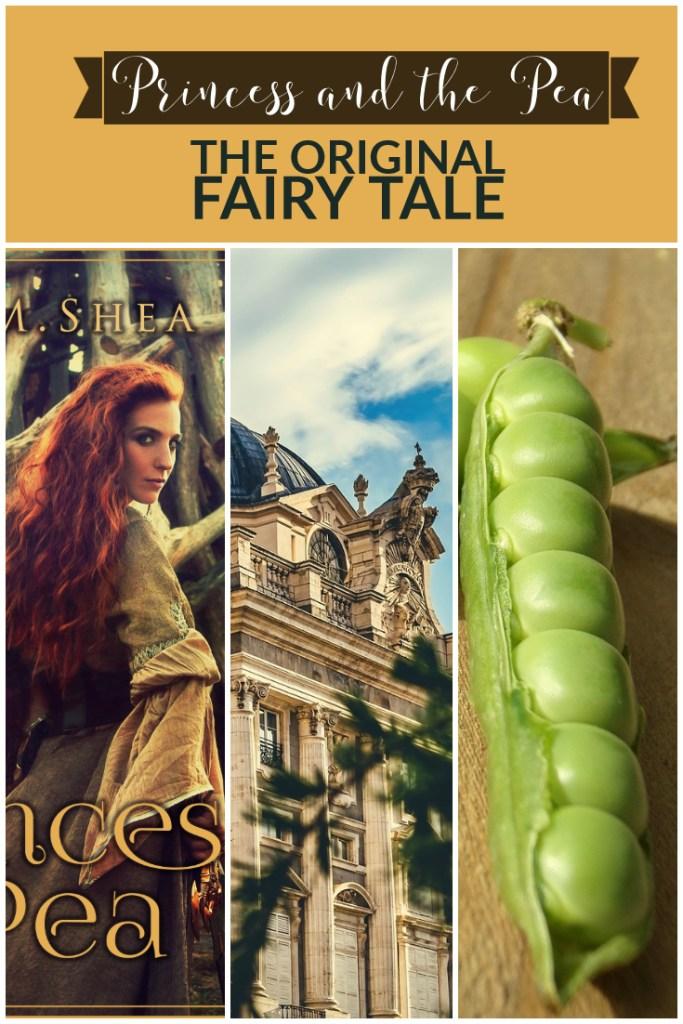 Princess and the Pea: The original tale