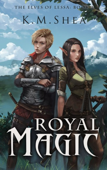 Royal Magic (The Elves of Lessa #2)
