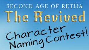 Character Naming Contest