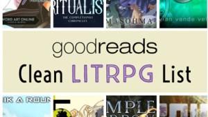 Goodreads litRPG