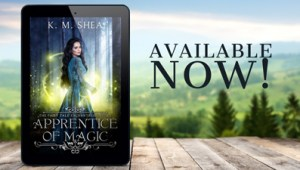 Apprentice of Magic Book1