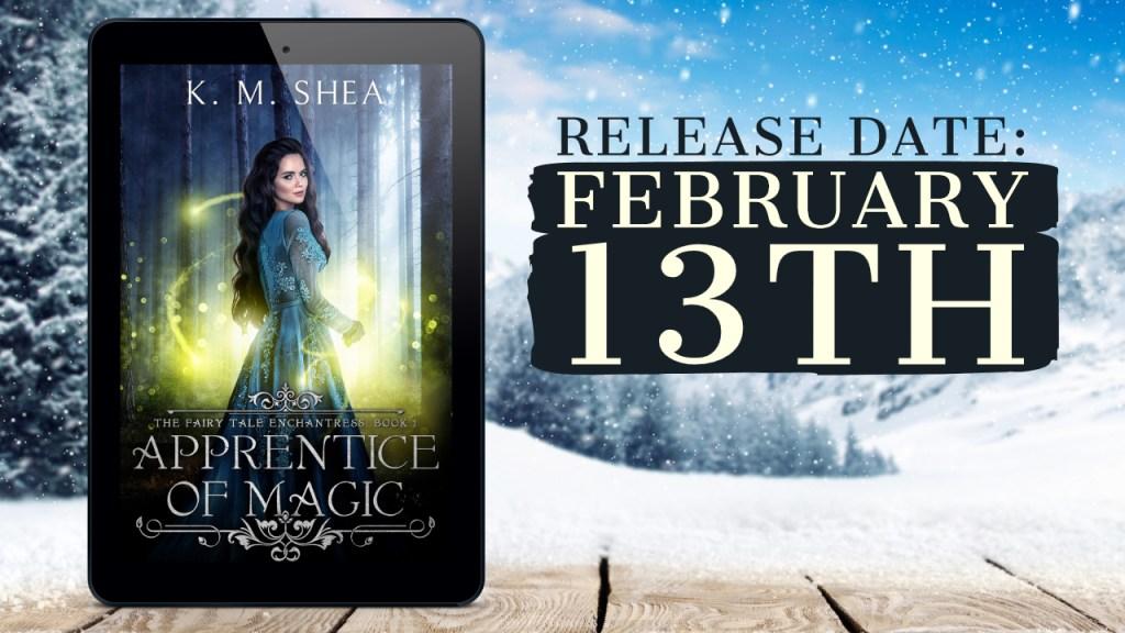 Angelique Book 1 Release Banner