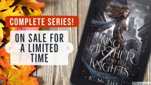 King Arthur Complete Series Sale