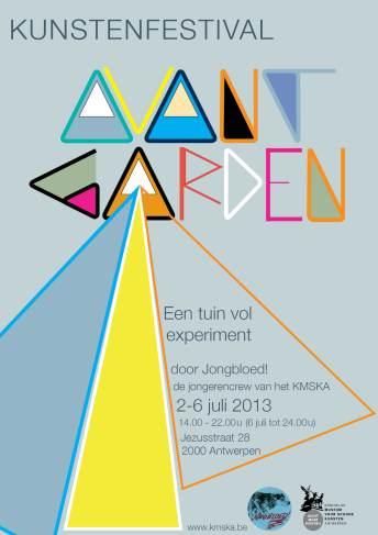 Avant-garden. Een tuin vol experiment