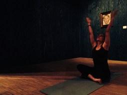 Yoga in Duo's 2