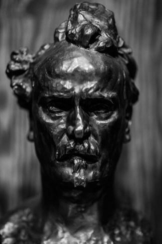 Auguste Rodin, Henri Rochefort, KMSKA, foto: Jesse Willems