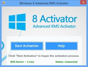 Windows 8.1 Permanent Activator KMSpico