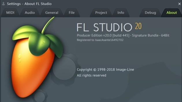 Image Line FL Studio 12 Fruity Edition Crack + Reg Key