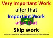 काम करियर और जीवन में सफलता के लिए - blueprint.