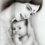 """""""अलक"""" सृष्टि उत्थान है माँ।"""
