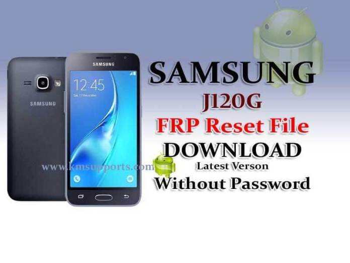 Samsung J120G FRP Reset File 100% Free & Tested