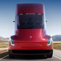 Walmart already pre-ordered Tesla's electric semi trucks