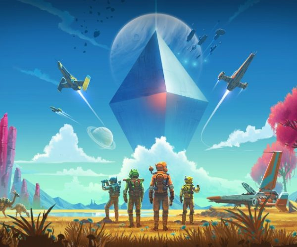 No Man's Sky hits Xbox this July – with proper multiplayer