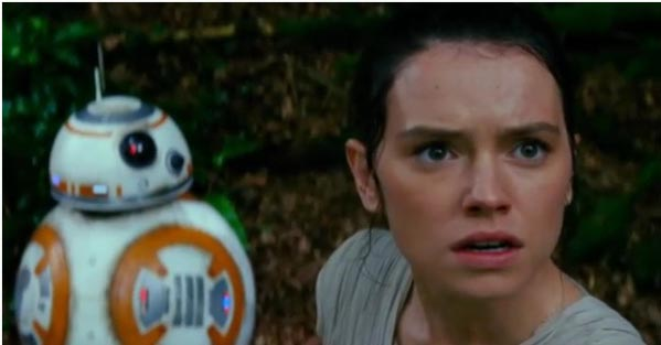 Star Wars: The Force Awakens footage debuts on Instagram