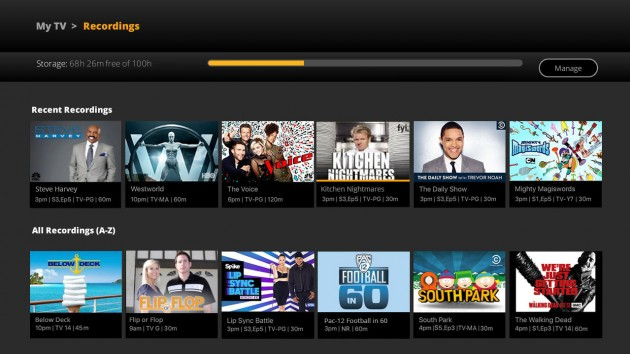 Sling TV launches Cloud DVR feature, available to Roku users first