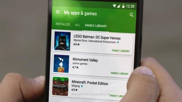 Google Play Store updates inbound