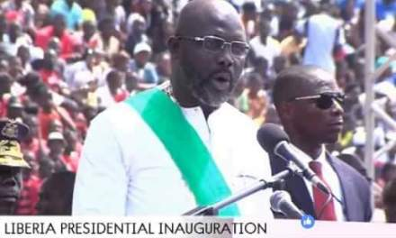 President Weah off to Senegal, Morocco and France.