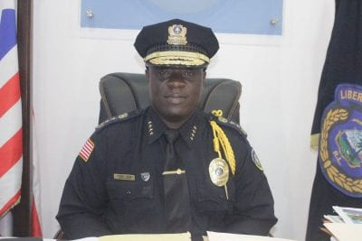 Liberia National Police Climbed Down On Hard Core Criminals, Arrest 80