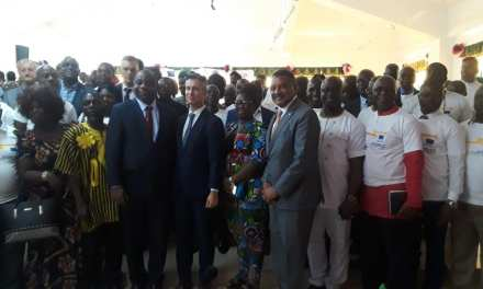 Government Of Liberia and Partners Launched Five Years TVET Youth Rising Project For 6 Counties