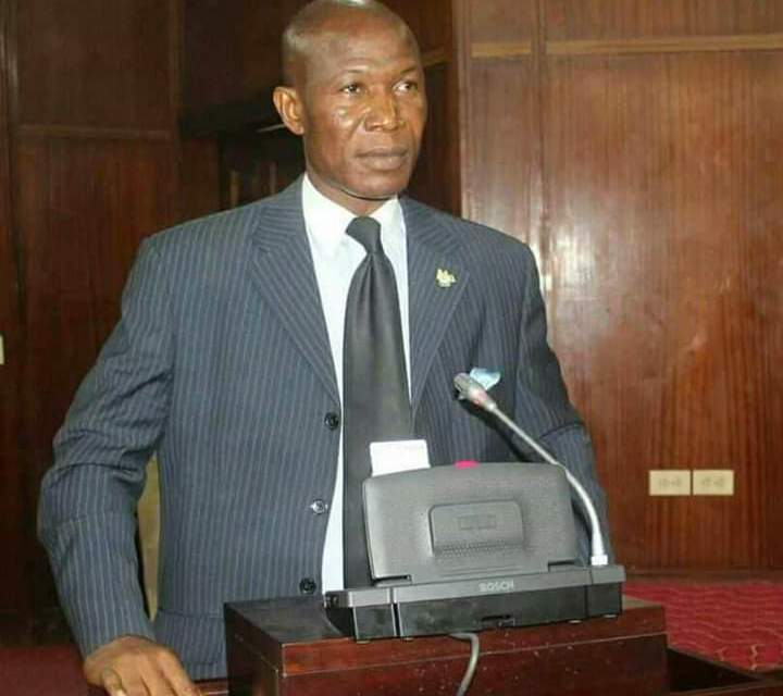 Speaker Chambers Lashes At Business Entities Failure to Meet Up With Their National Obligations,Terms It As Economic Sabotage