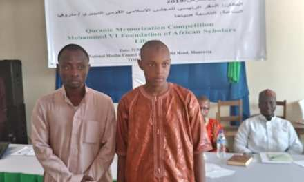 Two Liberian Islamic Scholars to represent country In Morocco