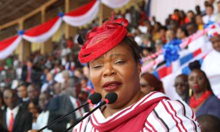 """""""Media Turns Guide Dog for Highest Biller; Liberia's Democracy Pregnant Rat"""" Says, Noble Laureate Gbowee"""