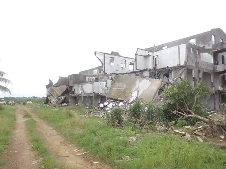 LRRRC Releases Profiling Report On Fendell Demolition Exercise, Recommends Half Way Restitution /Compensation To Affected Victims