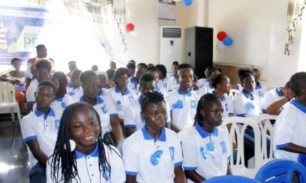 Messengers of Peace Graduates 75 Youths after Month Long Youth Peace Summer Camp
