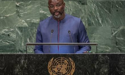"President Weah Declares Friday, November 29, ""National Holiday"""