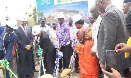 Paynesville City Corporation & Partners' Breaks Ground For A Modern Liberian Learning Center