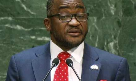 """ Liberia Leads UN General Assembly Adoption of Resolution declaring September 28 as International Day for Universal Access to Information"""
