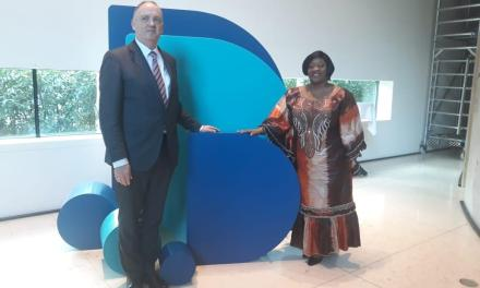 VP Howard-Taylor To Participate in a High Level Panel Discussion at the 11th World Health Summit ~As She Holds Fruitful Discussions With  Konrad Andeneur Foundation